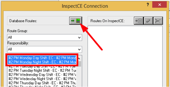 Download and Upload Routes 1c
