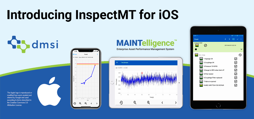 InspectMT™ for iOS
