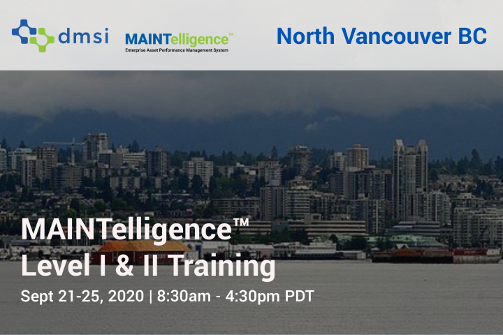 North Vancouver Maintelligence training September 2020