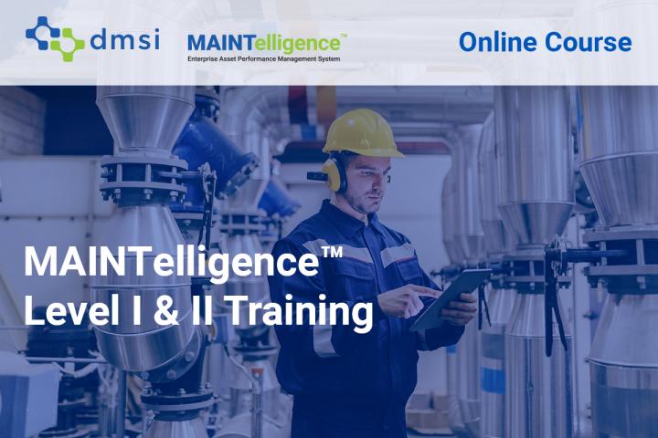 maintelligence training dates